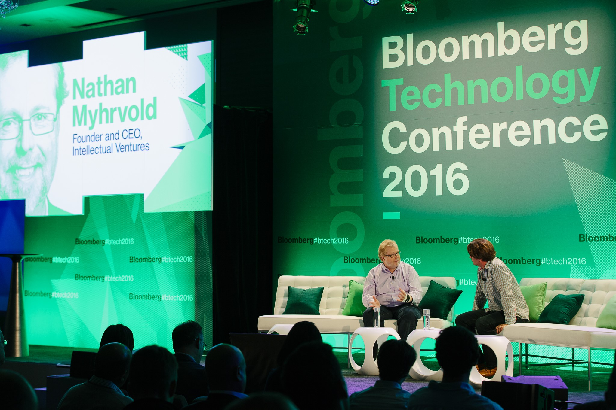 Bloomberg Technology Conference 2016 - Building an Invention Marketplace