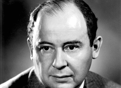 John von Neumann: Computing's Cold Warrior