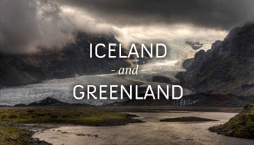 Panoramas and Photo Technology from Iceland and Greenland