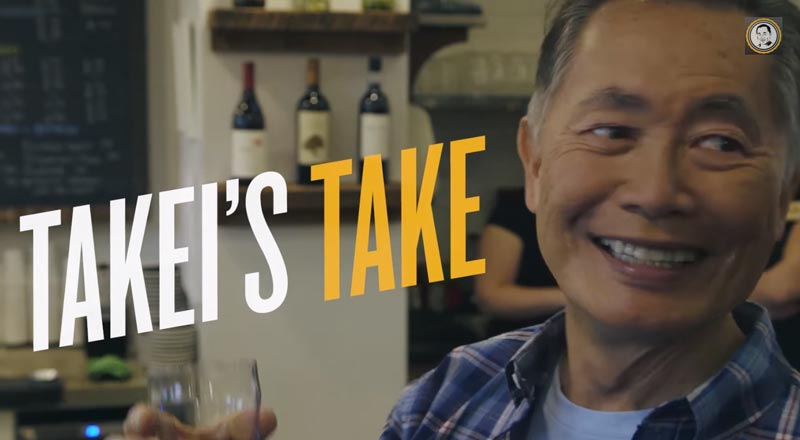 George Takei: Modernist Cuisine - Kitchen or Lab?